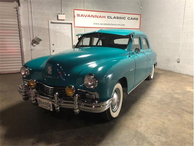 1948 Frazer Sedan (CC-1387348) for sale in Savannah, Georgia