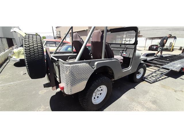 1968 Jeep CJ5 (CC-1387370) for sale in Boulder City, Nevada