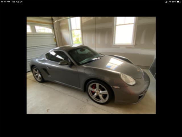 2008 Porsche Cayman (CC-1387373) for sale in Dade City, Florida