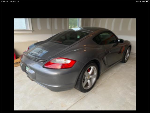 2008 Porsche Cayman (CC-1387373) for sale in Dade City, Florida