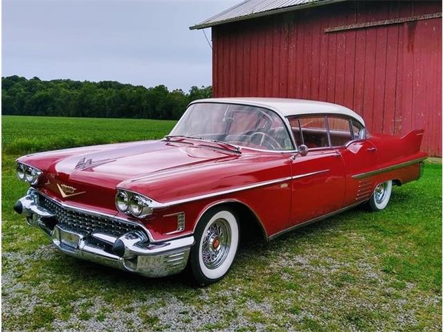 1958 Cadillac Sedan DeVille (CC-1387382) for sale in Cochranton, Pennsylvania