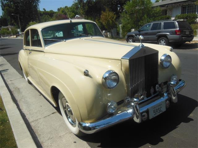 1959 Rolls-Royce Silver Cloud (CC-1387385) for sale in west hills, California
