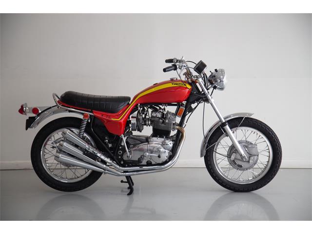 1973 Triumph Motorcycle (CC-1387390) for sale in La Jolla, California