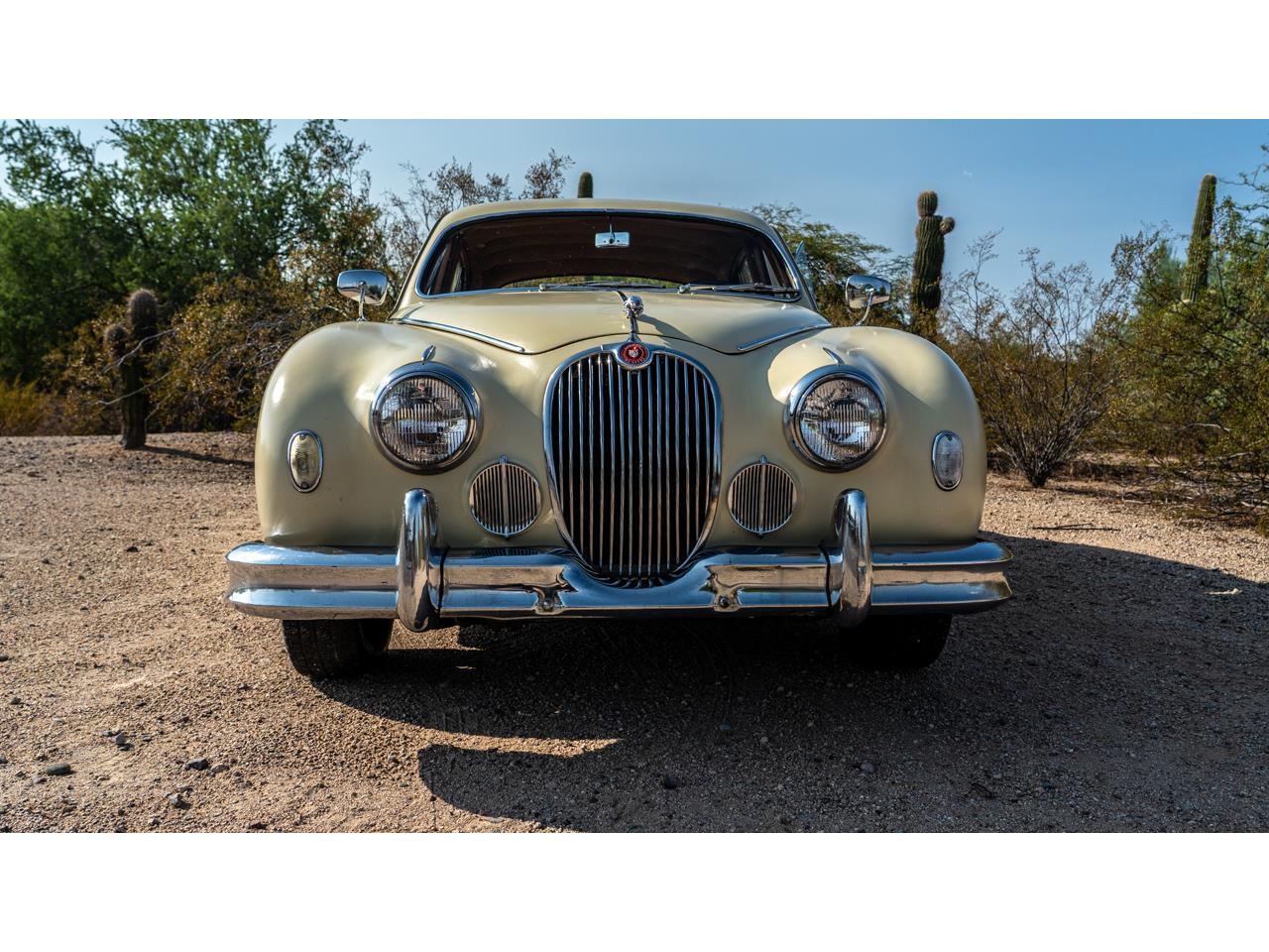 1957 Jaguar Mark I (CC-1387394) for sale in Mesa, Arizona