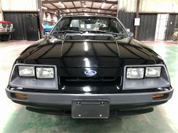 1986 Ford Mustang (CC-1387395) for sale in Sherman, Texas
