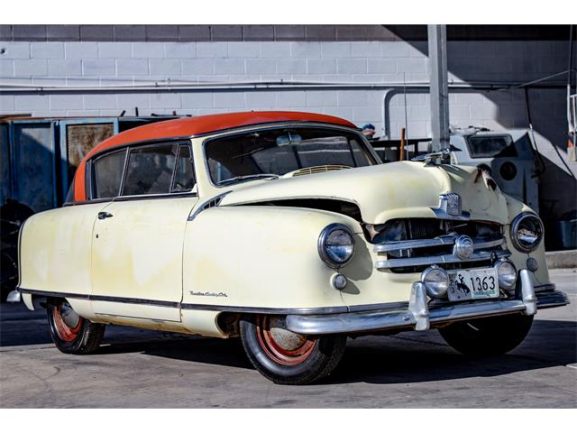 1951 Nash Rambler (CC-1387397) for sale in Boulder City, Nevada