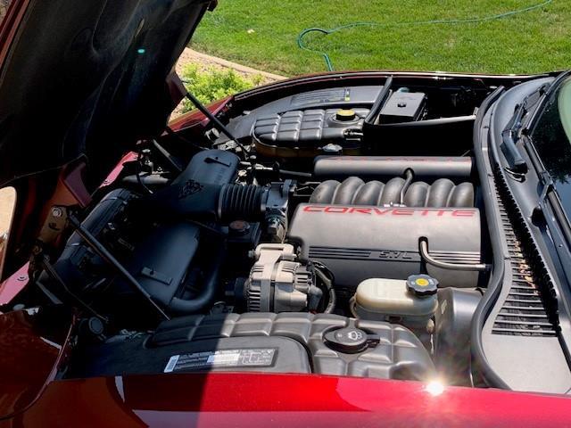 2003 Chevrolet Corvette (CC-1387413) for sale in Longmont, Colorado