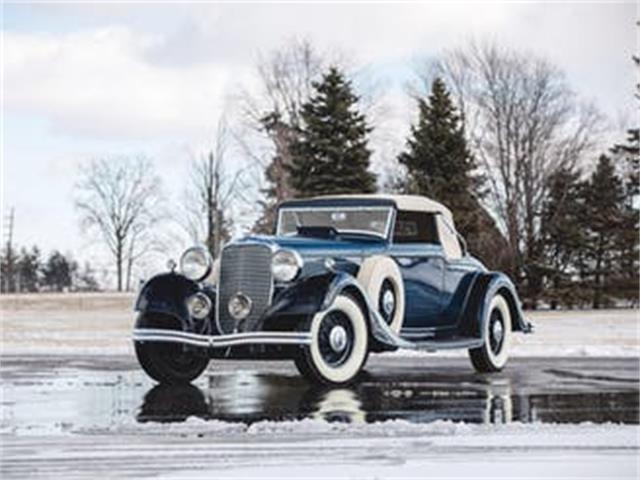 1933 Lincoln Lincoln (CC-1387428) for sale in MANSFIELD, Ohio
