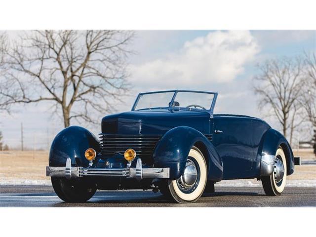 1937 Cord 812 (CC-1387429) for sale in MANSFIELD, Ohio