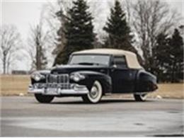 1948 Lincoln Continental (CC-1387430) for sale in MANSFIELD, Ohio
