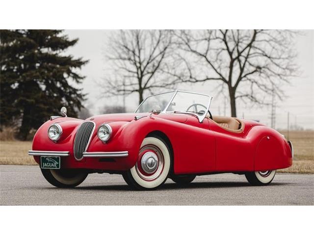 1950 Jaguar XK120 (CC-1387431) for sale in MANSFIELD, Ohio