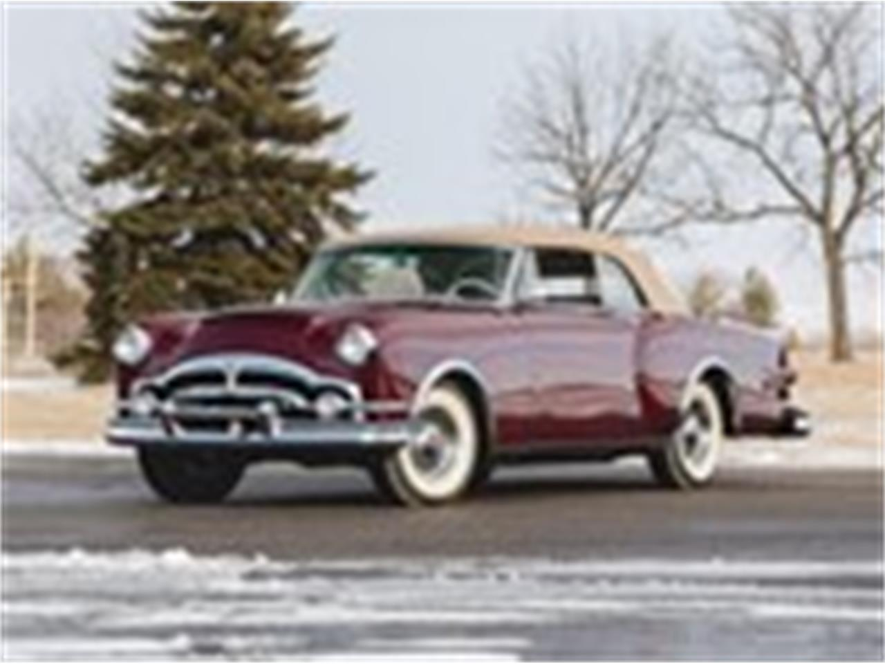 1953 Packard Caribbean (CC-1387433) for sale in MANSFIELD, Ohio