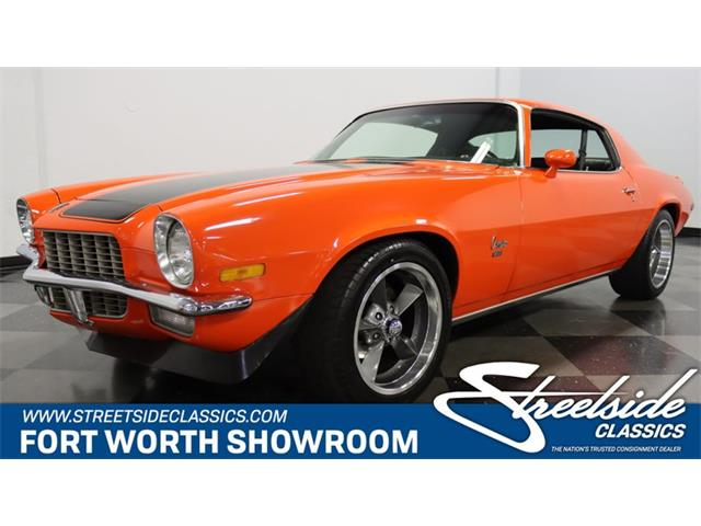 1970 Chevrolet Camaro (CC-1387443) for sale in Ft Worth, Texas