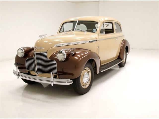 1940 Chevrolet Special Deluxe (CC-1387445) for sale in Morgantown, Pennsylvania