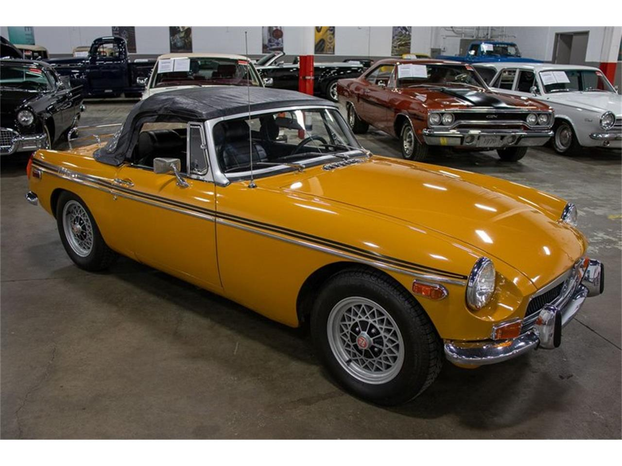 1973 MG MGB (CC-1387448) for sale in Kentwood, Michigan
