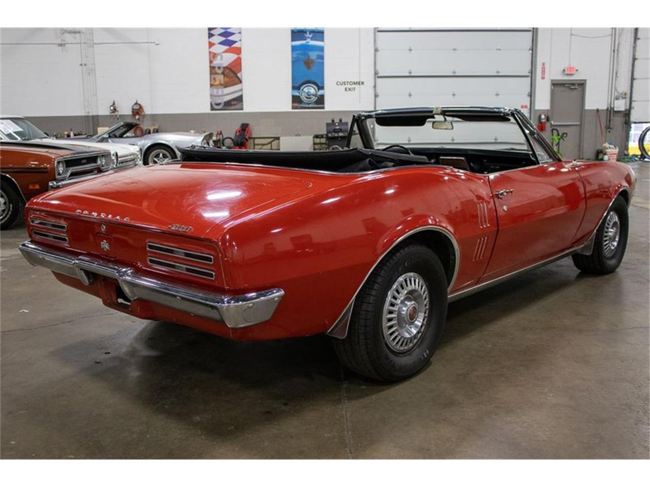 1967 Pontiac Firebird (CC-1387452) for sale in Kentwood, Michigan