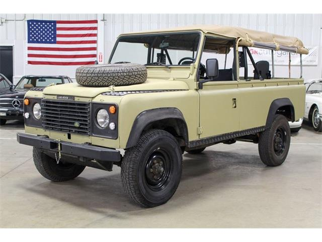 1986 Land Rover Defender (CC-1387456) for sale in Kentwood, Michigan