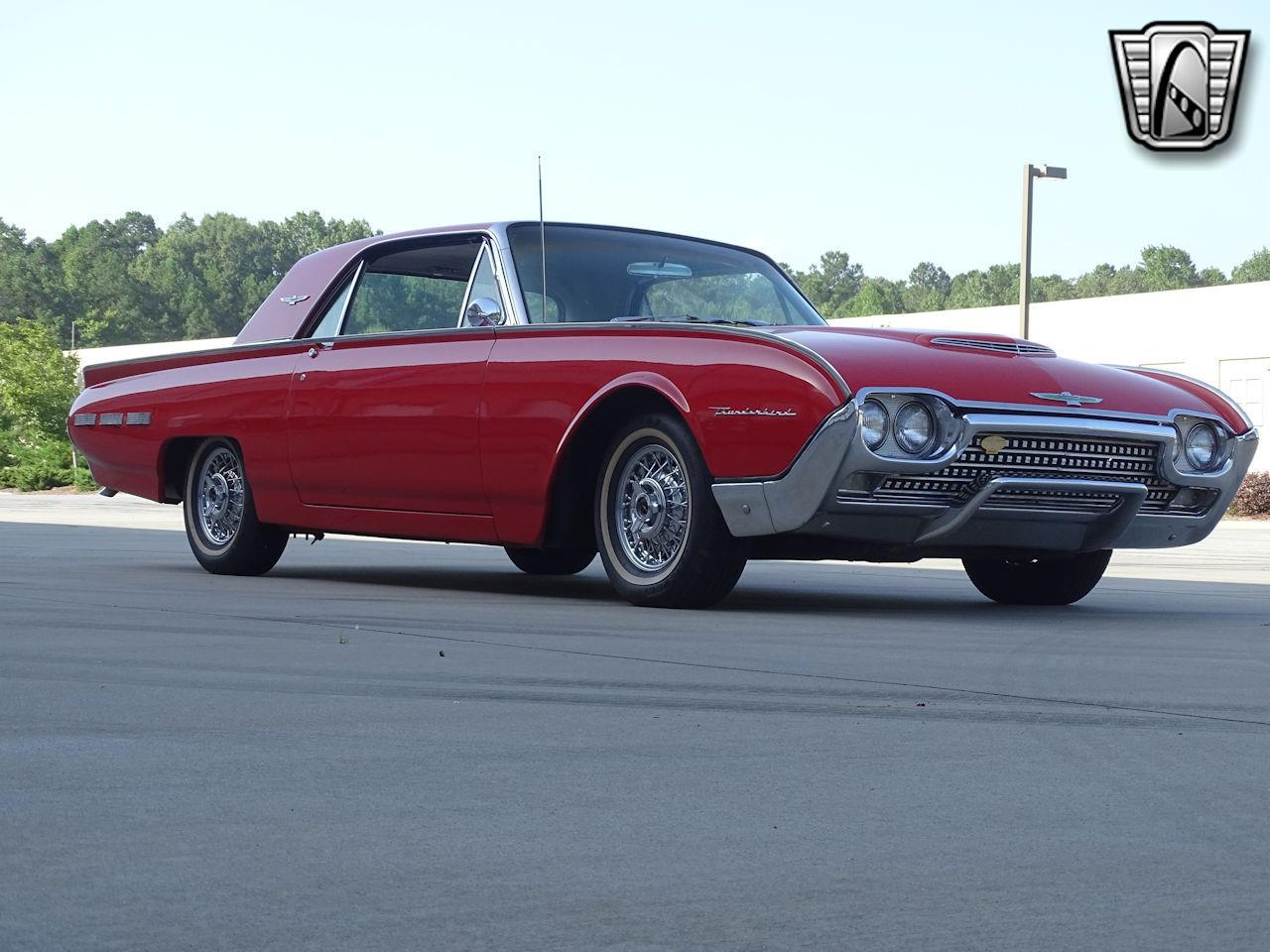 1962 Ford Thunderbird (CC-1387465) for sale in O'Fallon, Illinois