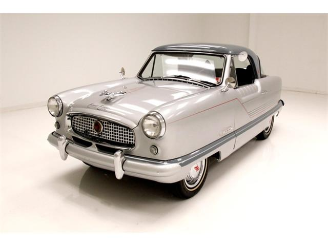 1962 Nash Metropolitan (CC-1387468) for sale in Morgantown, Pennsylvania