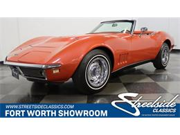 1968 Chevrolet Corvette (CC-1387470) for sale in Ft Worth, Texas