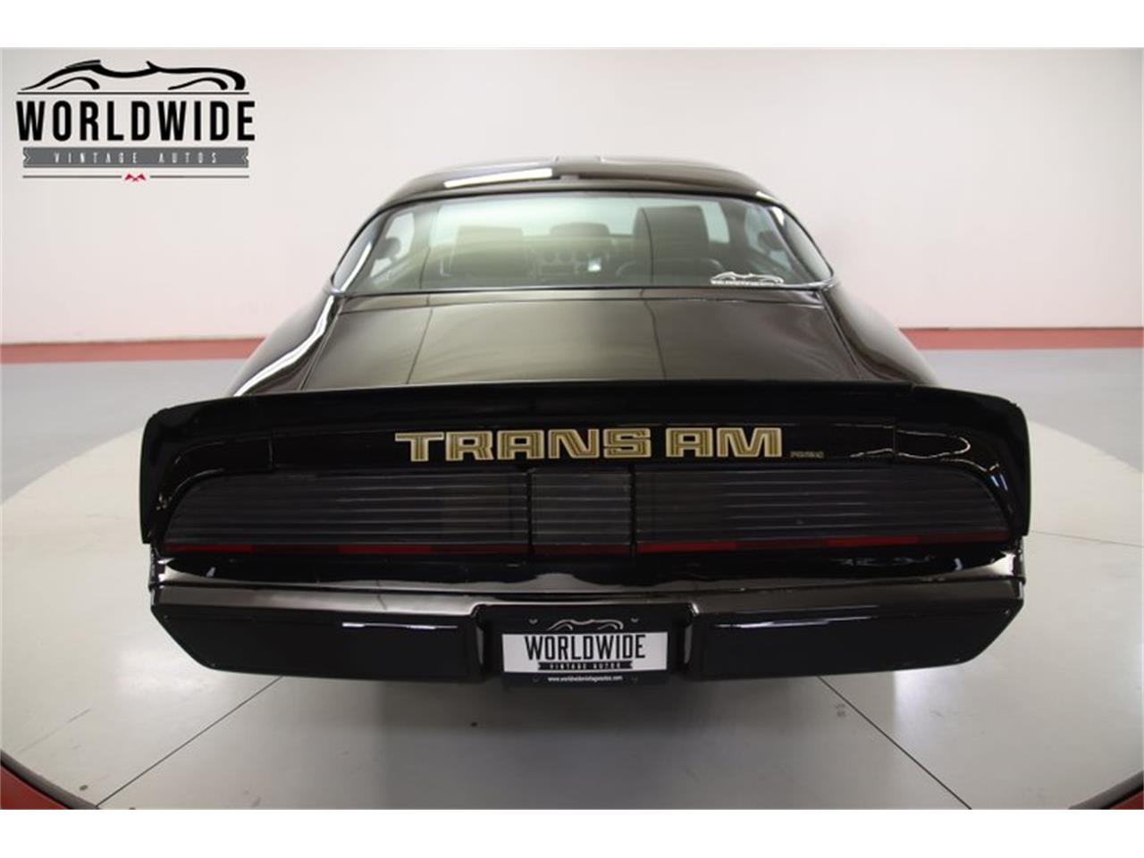 1978 Pontiac Firebird Trans Am (CC-1387474) for sale in Denver , Colorado