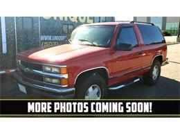 1995 Chevrolet Tahoe (CC-1387479) for sale in Mankato, Minnesota