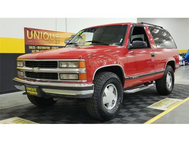 1995 Chevrolet Tahoe (CC-1387479) for sale in Mankato, Minnesota