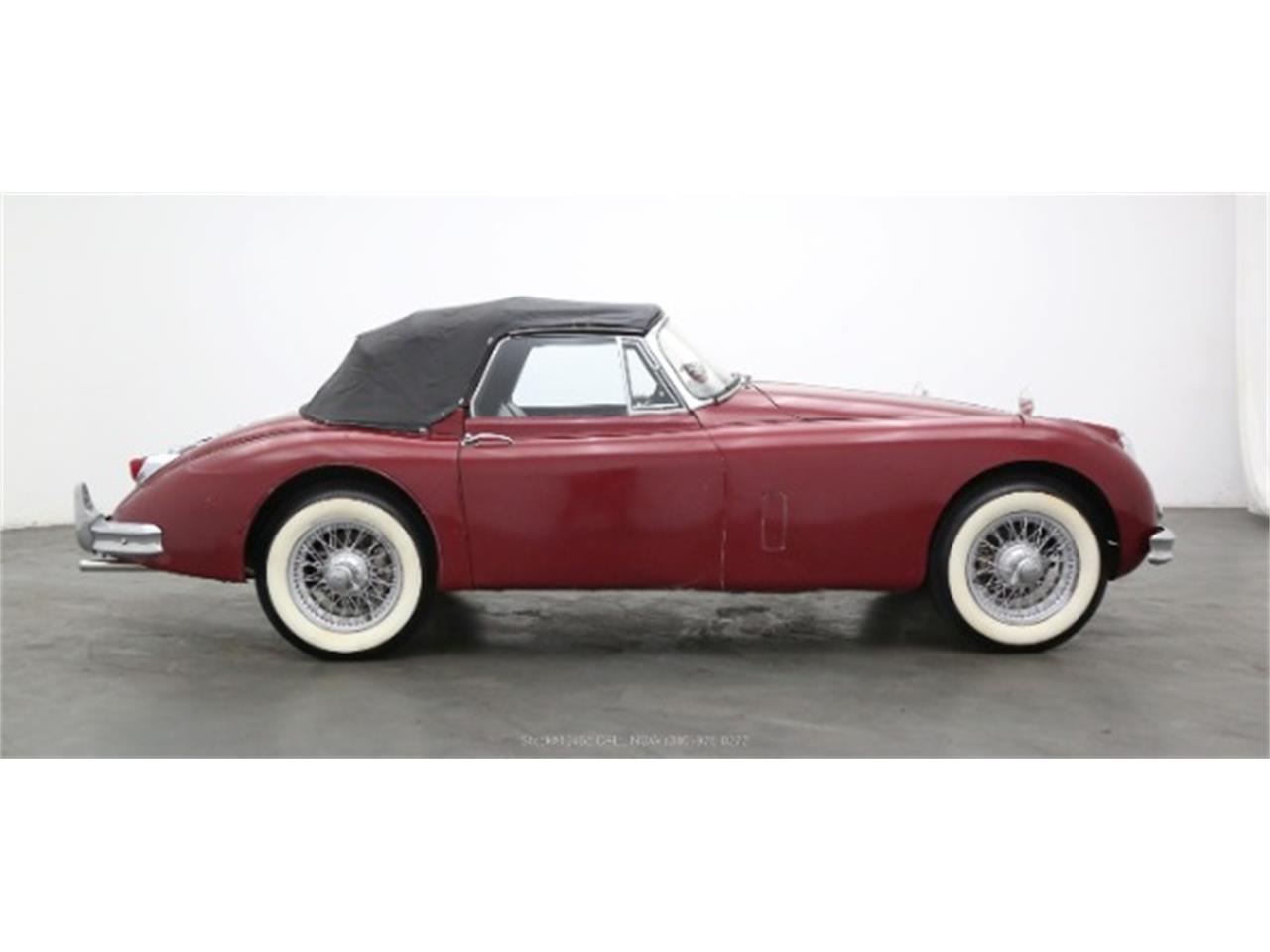 1958 Jaguar XK150 (CC-1387493) for sale in Beverly Hills, California