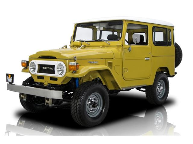 1978 Toyota Land Cruiser FJ (CC-1387502) for sale in Charlotte, North Carolina