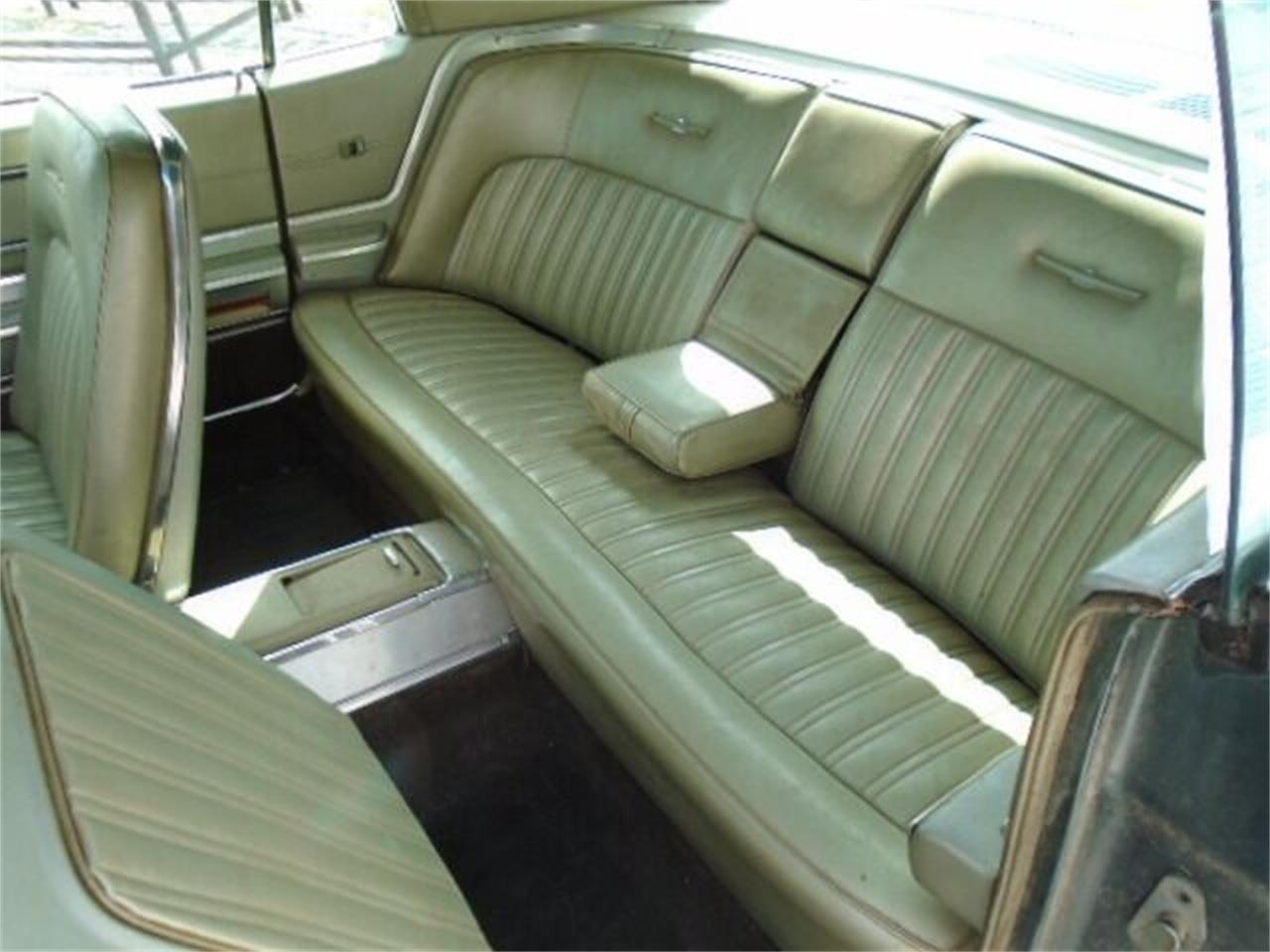 1967 Ford Thunderbird (CC-1387504) for sale in Staunton, Illinois