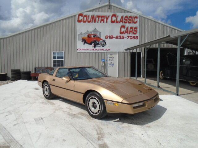 1984 Chevrolet Corvette (CC-1387506) for sale in Staunton, Illinois