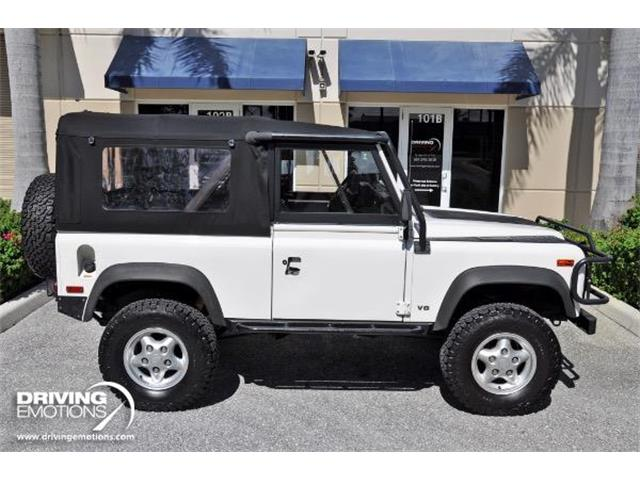 1997 Land Rover Defender (CC-1387513) for sale in West Palm Beach, Florida