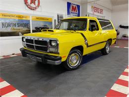 1991 Dodge Ramcharger (CC-1387525) for sale in Mundelein, Illinois