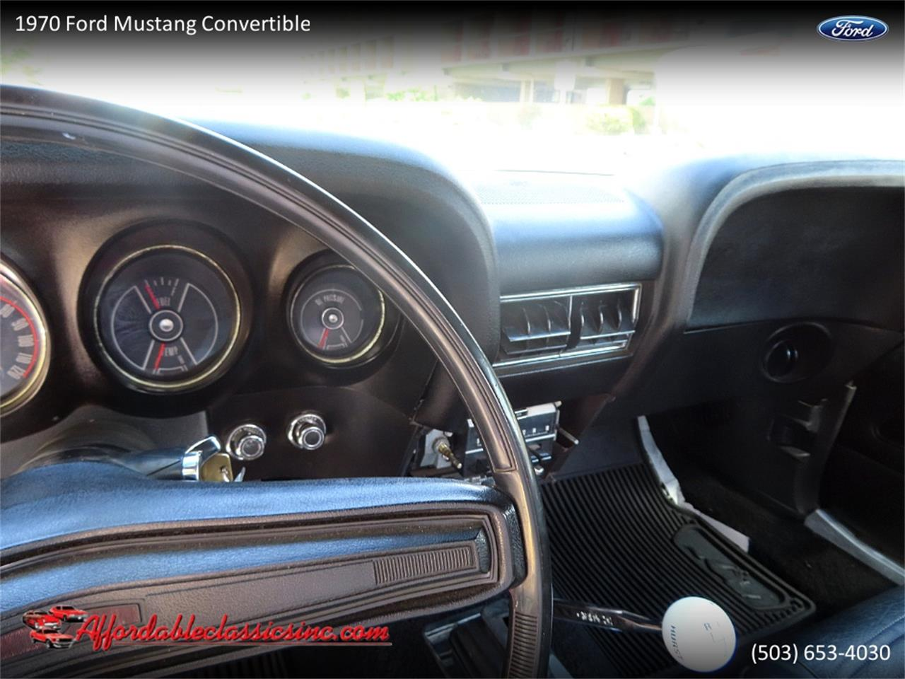 1970 Ford Mustang (CC-1387533) for sale in Gladstone, Oregon