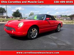 2003 Ford Thunderbird (CC-1387538) for sale in North Canton, Ohio