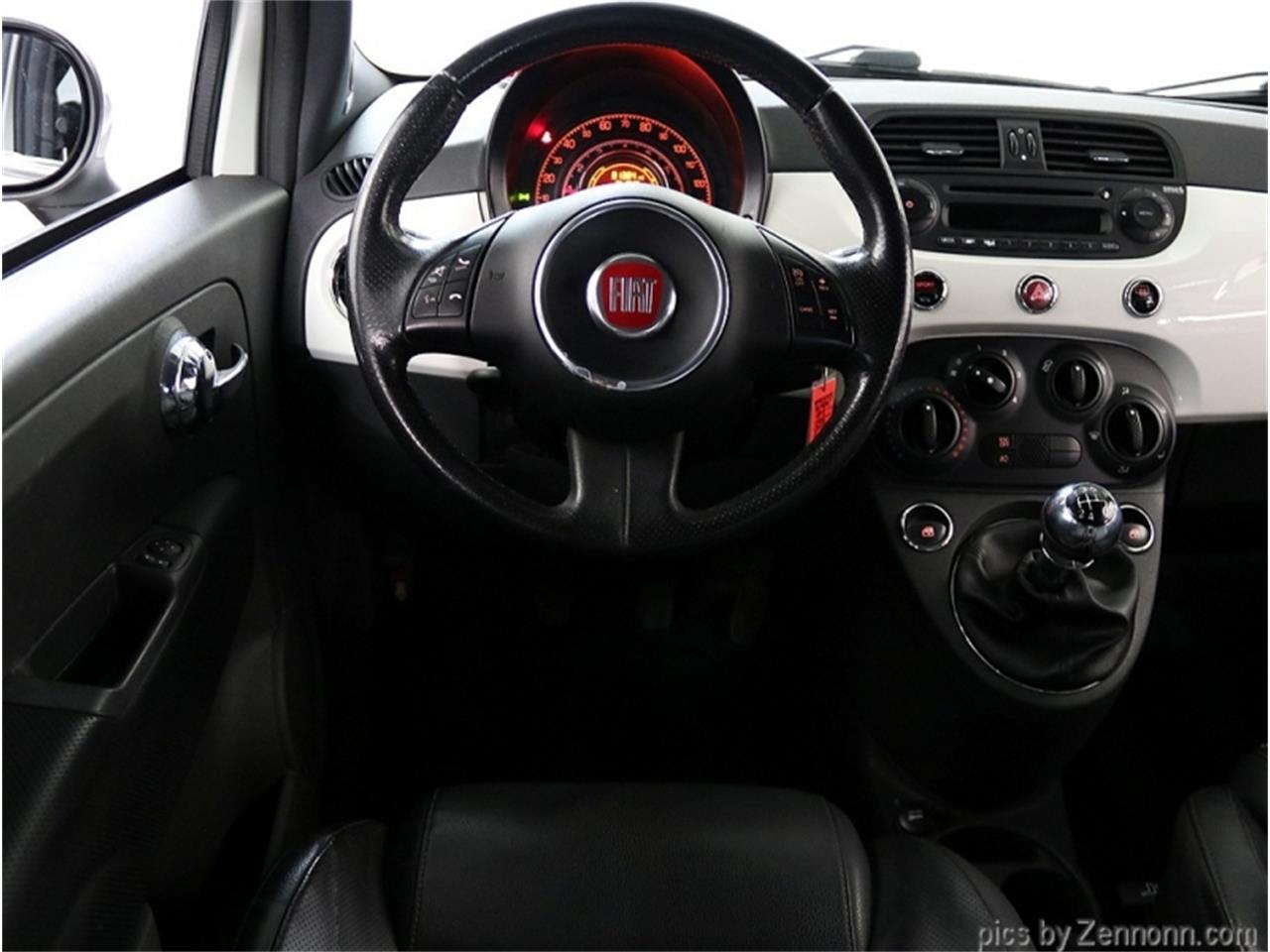 2012 Fiat 500L (CC-1387546) for sale in Addison, Illinois