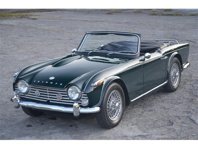 1965 Triumph TR4 (CC-1387551) for sale in Lebanon, Tennessee