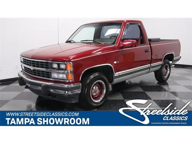 1988 Chevrolet C/K 1500 (CC-1380757) for sale in Lutz, Florida