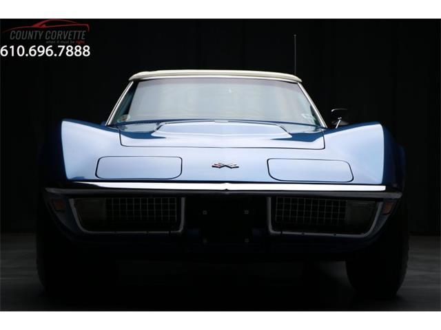 1971 Chevrolet Corvette (CC-1387590) for sale in West Chester, Pennsylvania