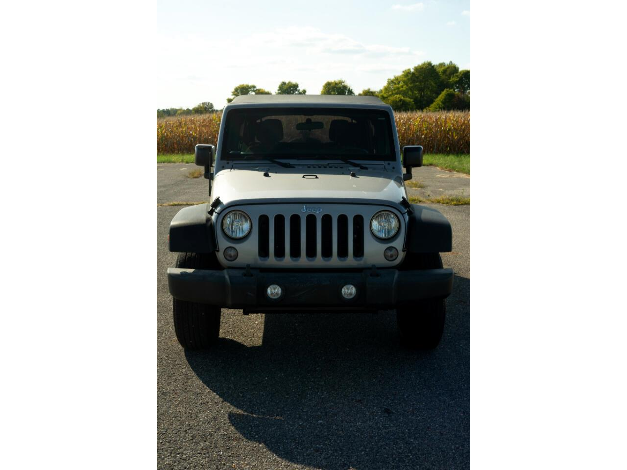 2016 Jeep Wrangler (CC-1387602) for sale in Cicero, Indiana