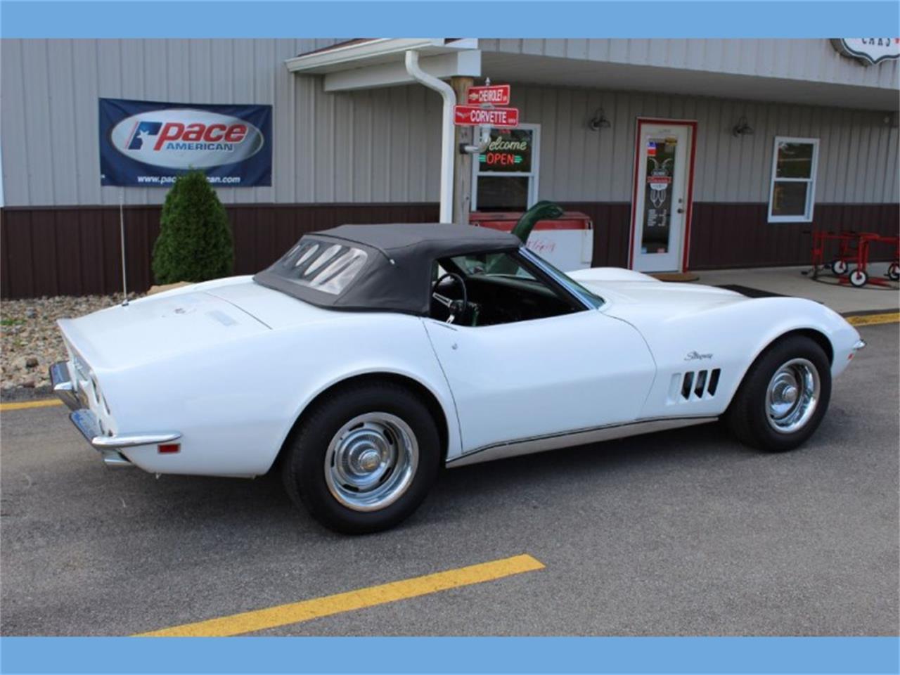 1969 Chevrolet Corvette (CC-1387607) for sale in Belmont, Ohio