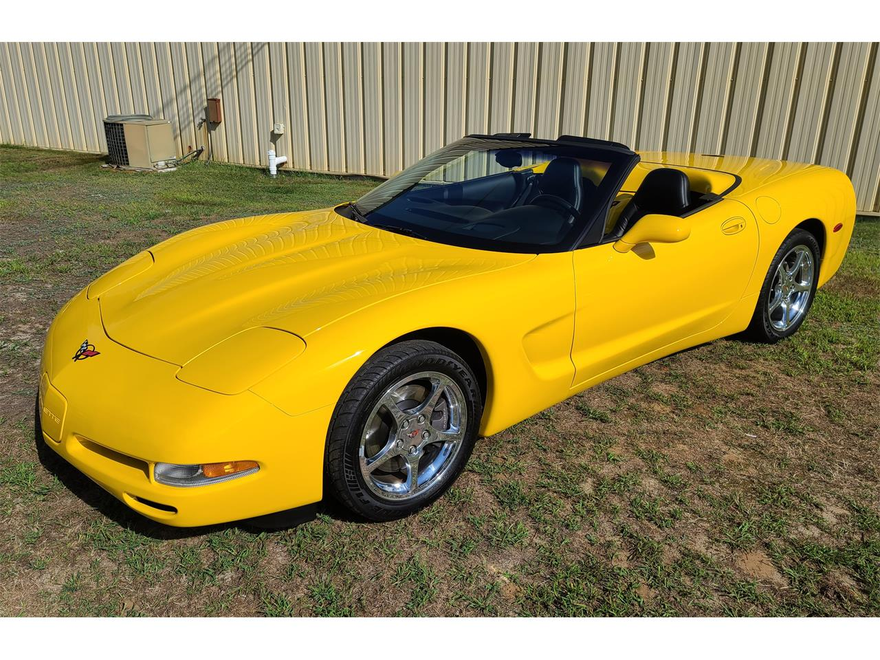 2002 Chevrolet Corvette (CC-1387626) for sale in hopedale, Massachusetts