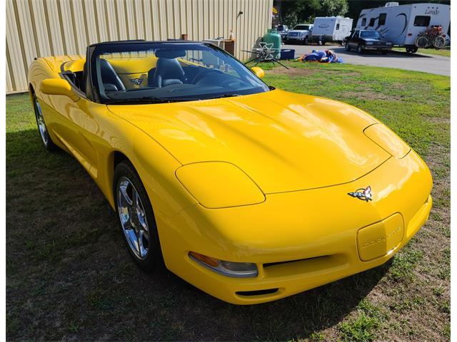 2002 Chevrolet Corvette (CC-1387626) for sale in hopedale, Massachusetts