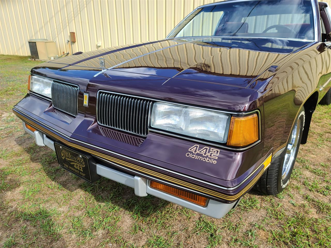 1987 Oldsmobile 442 (CC-1387628) for sale in HOPEDALE, Massachusetts