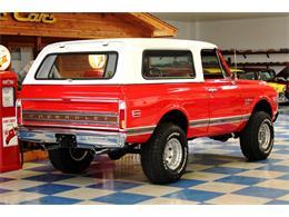 1972 Chevrolet Blazer (CC-1387636) for sale in New Braunels, Texas