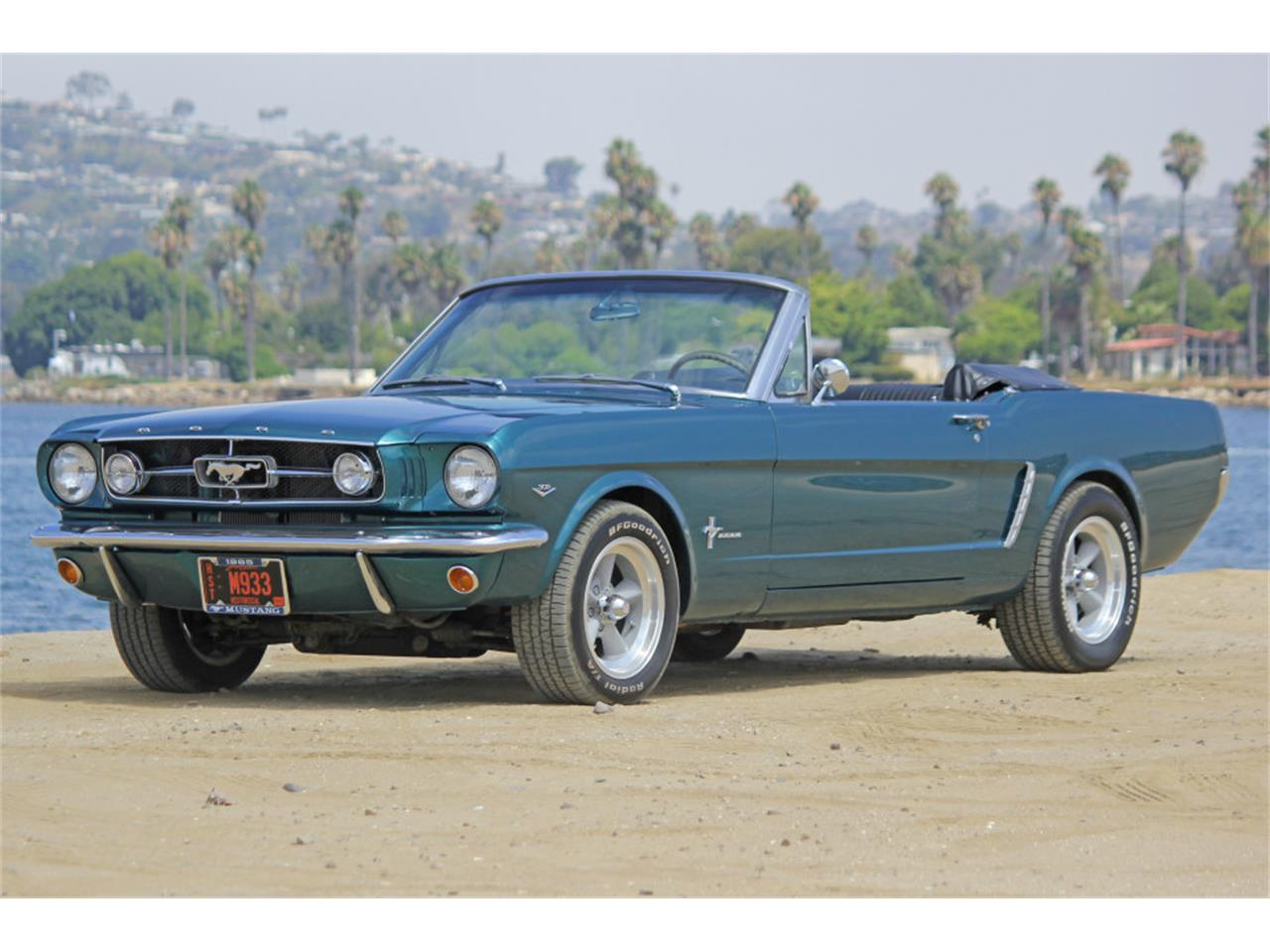 1965 Ford Mustang (CC-1387637) for sale in SAN DIEGO, California