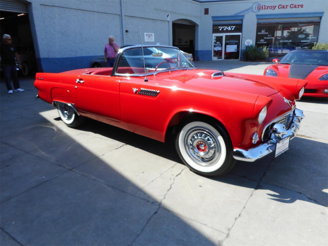 1955 Ford Thunderbird (CC-1387639) for sale in Gilroy, California