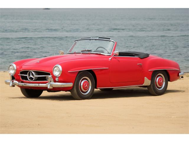 1955 Mercedes-Benz 190SL (CC-1387643) for sale in SAN DIEGO, California