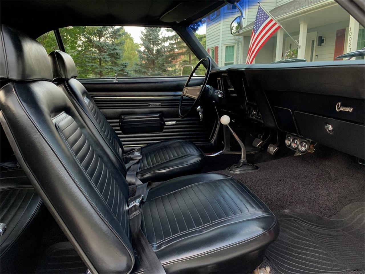 1969 Chevrolet Camaro SS (CC-1387645) for sale in North Royalton, Ohio