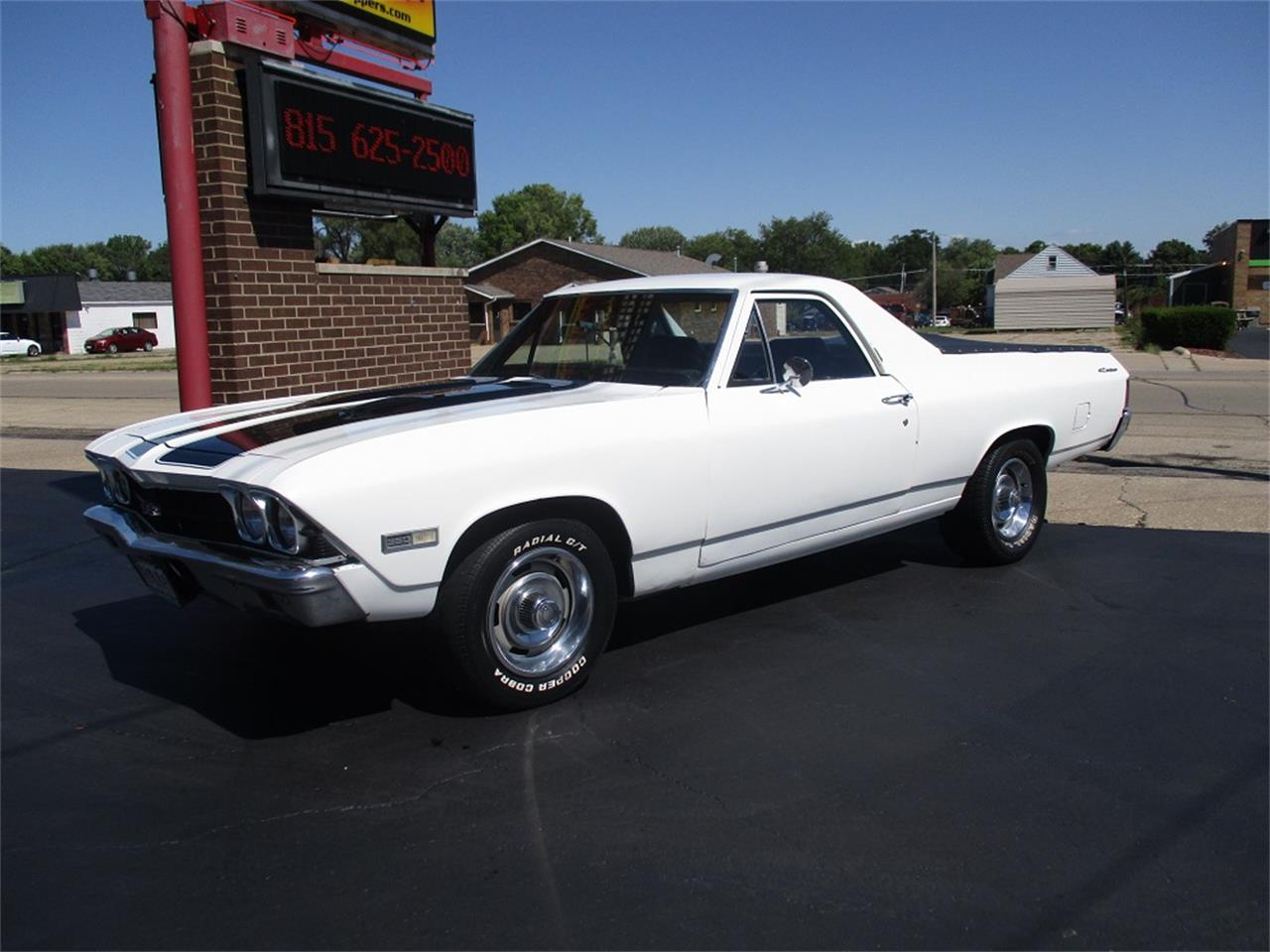 1968 Chevrolet El Camino SS (CC-1387648) for sale in Sterling, Illinois
